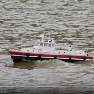 Arthur Shannon - Pilot Boat