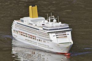 Aurora, cruise ship