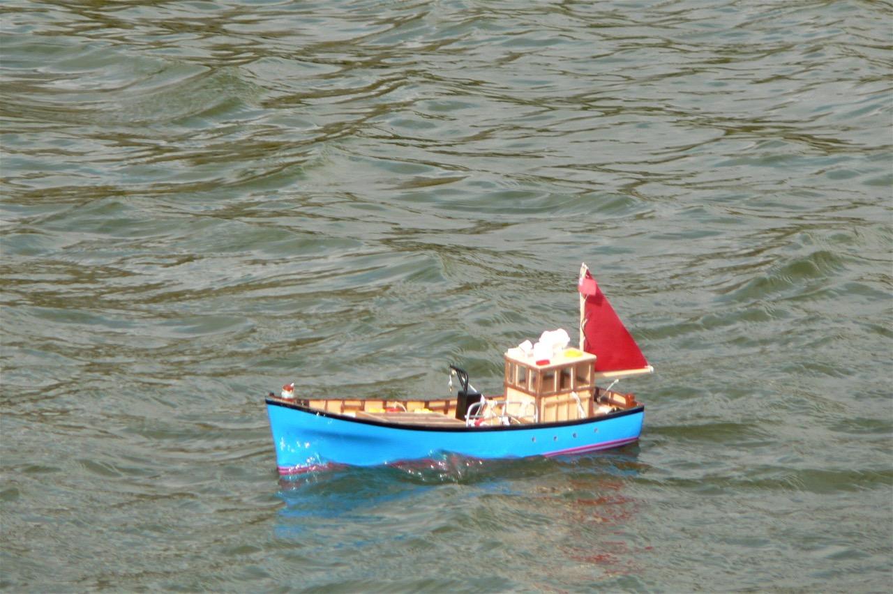 Blue Hull MFV - Reg Radley