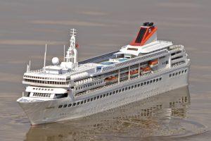 Braemar, Cruise Ship