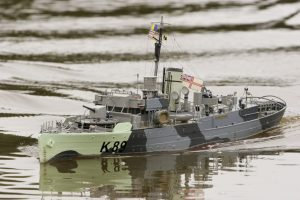 HMS Compass Rose