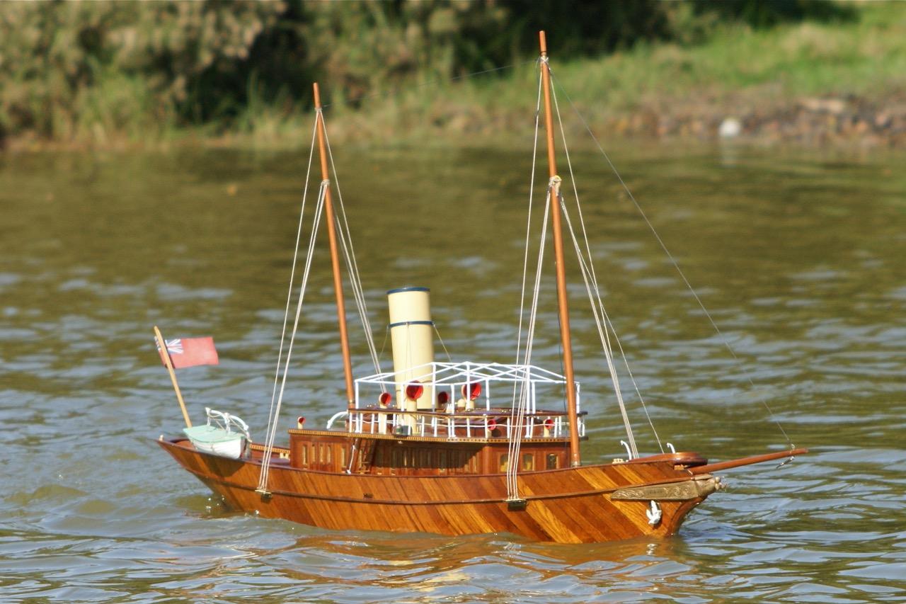 Jessica, steam yacht