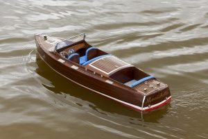 Monichetta, Riva Speedboat