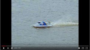 Ray Hellicar's Hydroplane