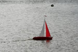 Red Jib sloop