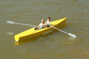 Rowing Girls - Ralph Stockton