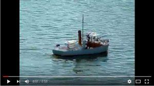 Tony Crollie's HMS Judson