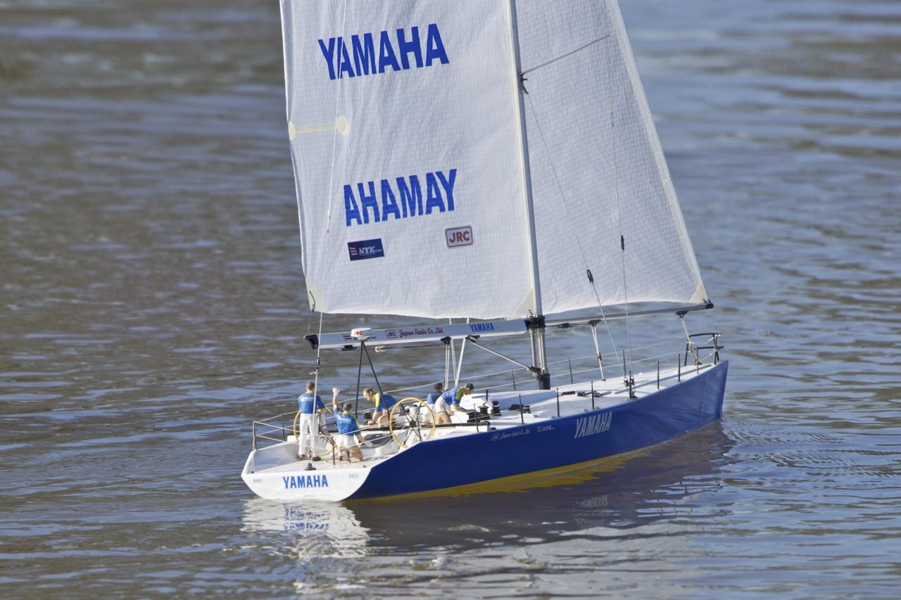 Yamaha - Reg Radley