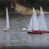 6m Yacht Racing at Setley Pond