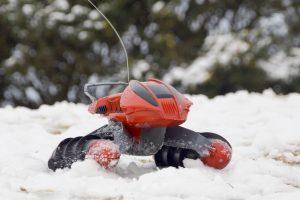 Archimedes Bug, Terrain Twister