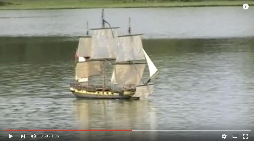 Brian Wilson - HMS Surprise
