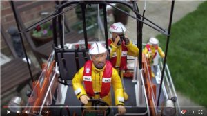 David McNair-Taylor's Trent Lifeboat