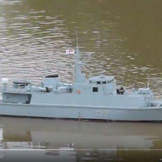 David Reith - HMS Penzance