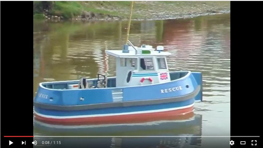 Ken Dyer - Phoenix Rescue Tug