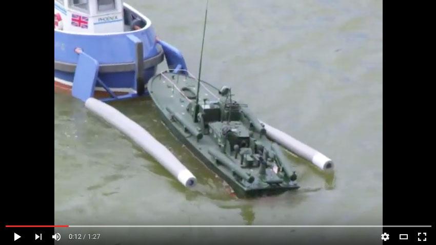 Ken Dyer - Phoenix Rescue Tug 2