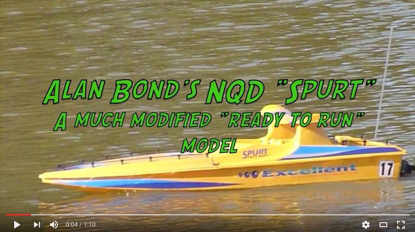 Alan Bond's NQD Spurt
