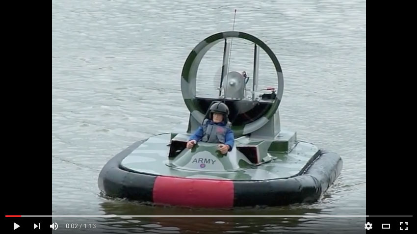 Peter Bryant - Army Aero-Racer