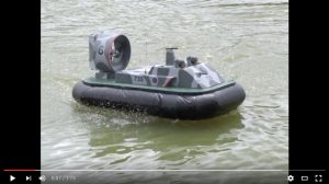 Peter Bryant's Military Hovercraft