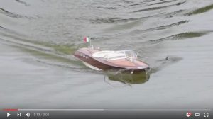 "Peter Taylor's ""Riva"" Speedboat"