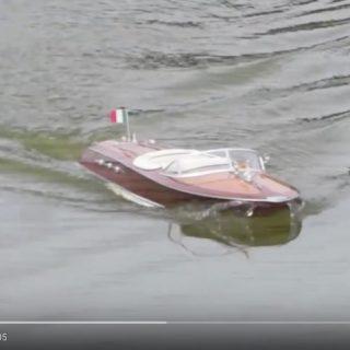 Peter Taylor - Riva Speedboat