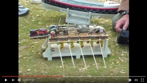Ralph Stockton's Rowed Lifeboat (Part 2)