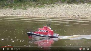 Ray Hellicar's Fowey Lifeboat