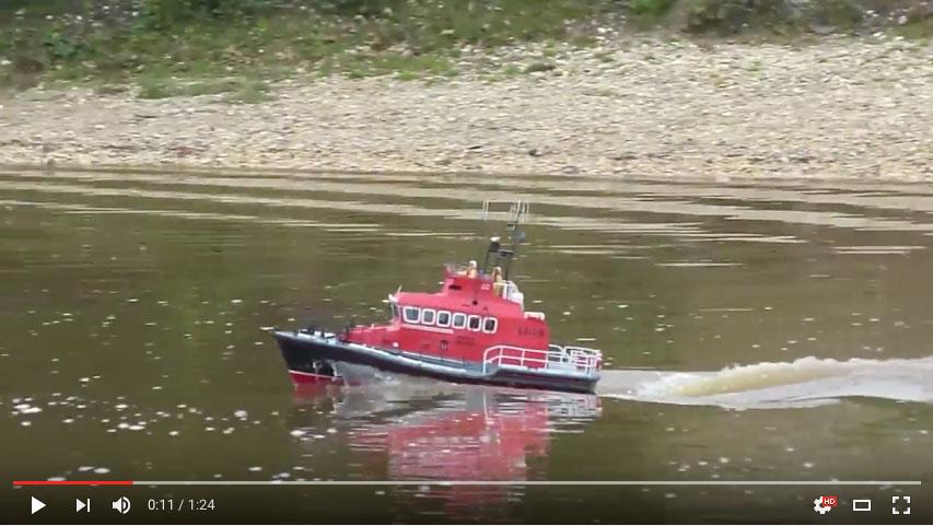 Ray Hellicar - Fowey Lifeboat