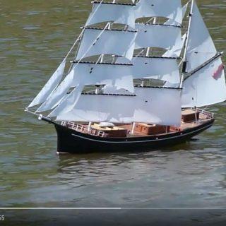 Reg Radley's Barque