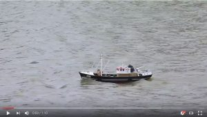 Reg Radley's Nordkap Trawler