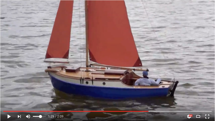 SRCMBC - Shelduck Sailing October 2014