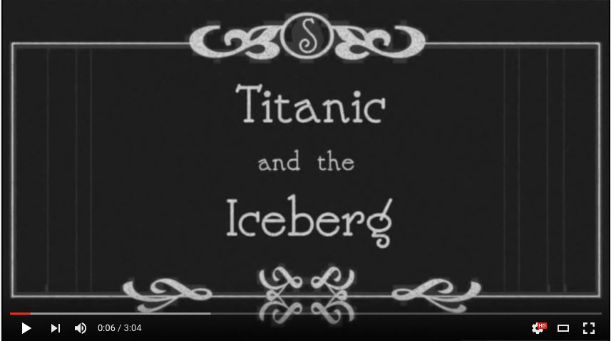 Movie: SRCMBC - Titanic and the Iceberg