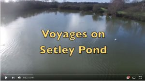 SRCMBC - Voyages on Setley Pond