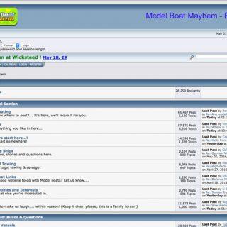 ModelBoat Mayhem screenshot