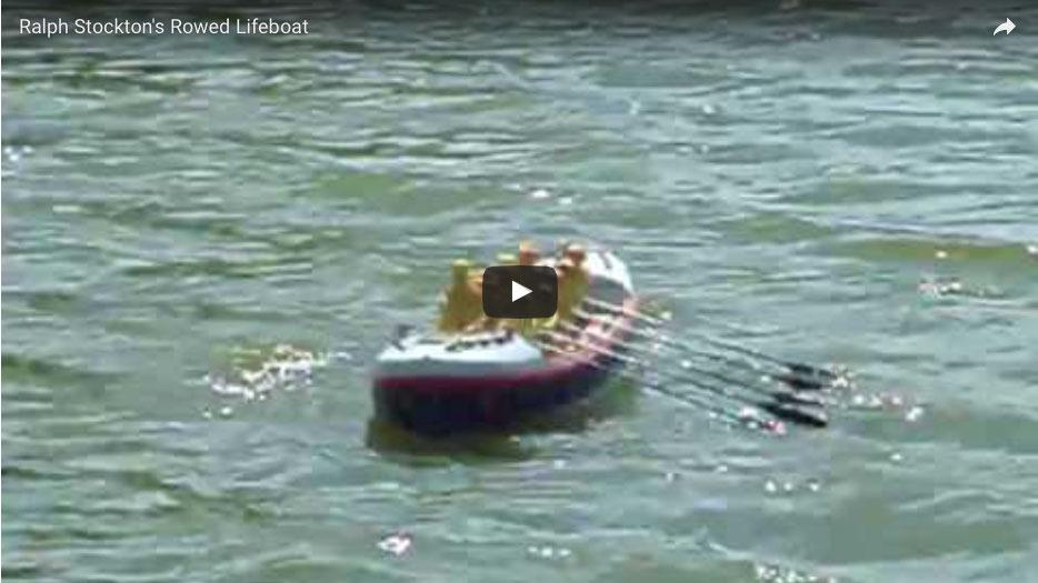 Ralph Stockton - Rowed Lifeboat