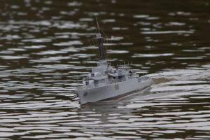 HMS Amethyst - John Joughin