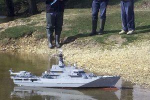 HMS Clyde - David Reith