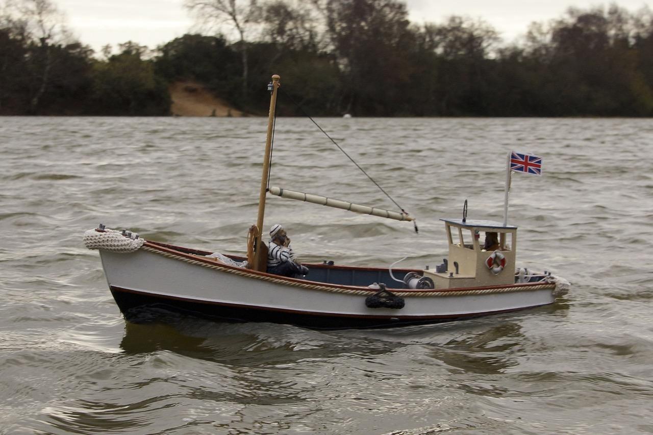 Fishing Boat - Ken Dyer