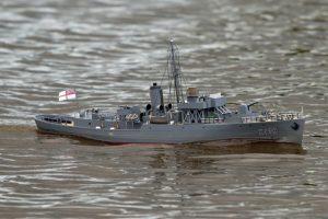 HMS Bergamot - John Joughin