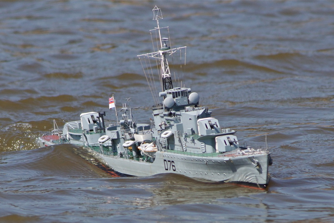 HMS Consort - John Edwards