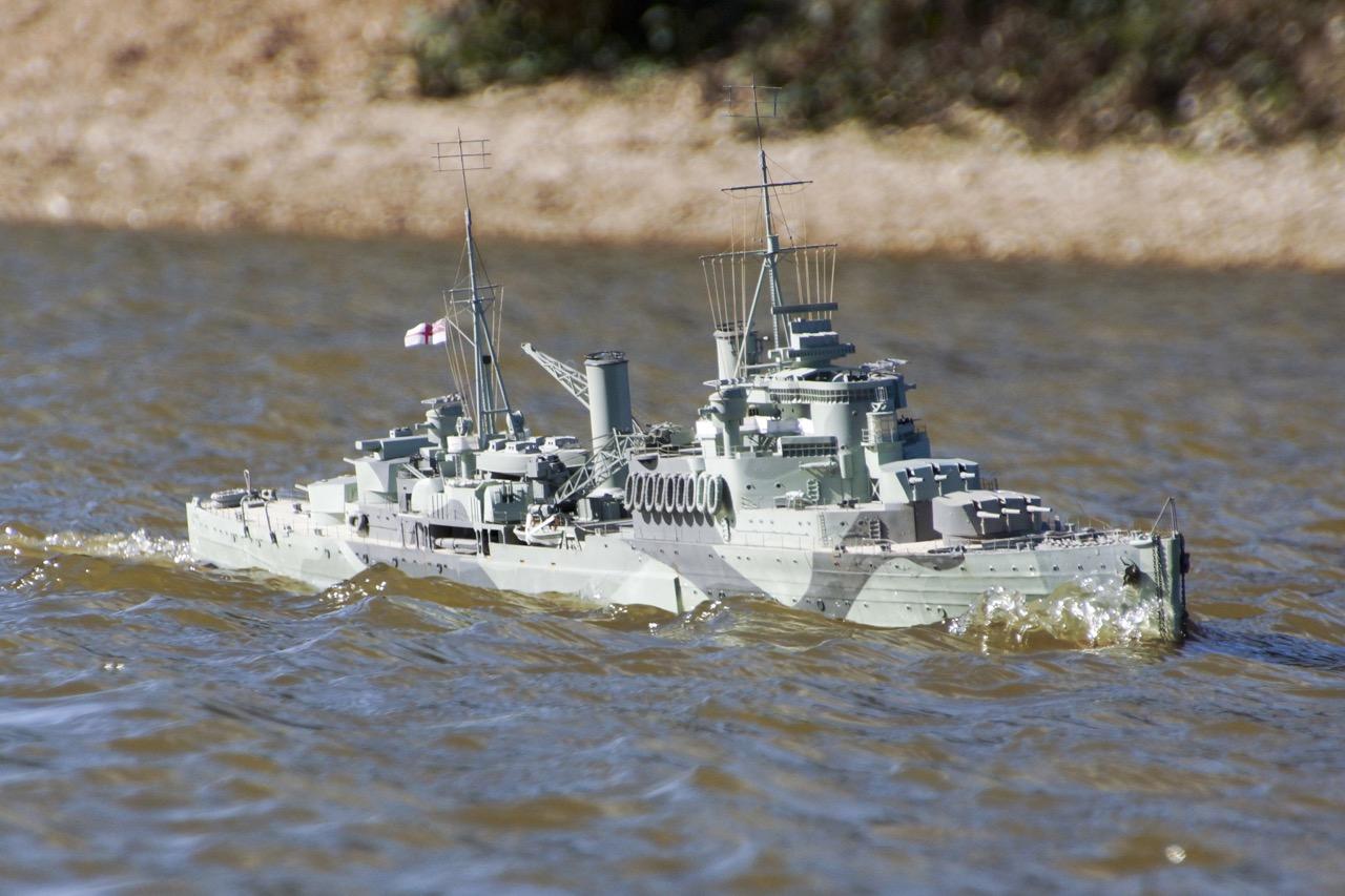 HMS Gambia - John Edwards.