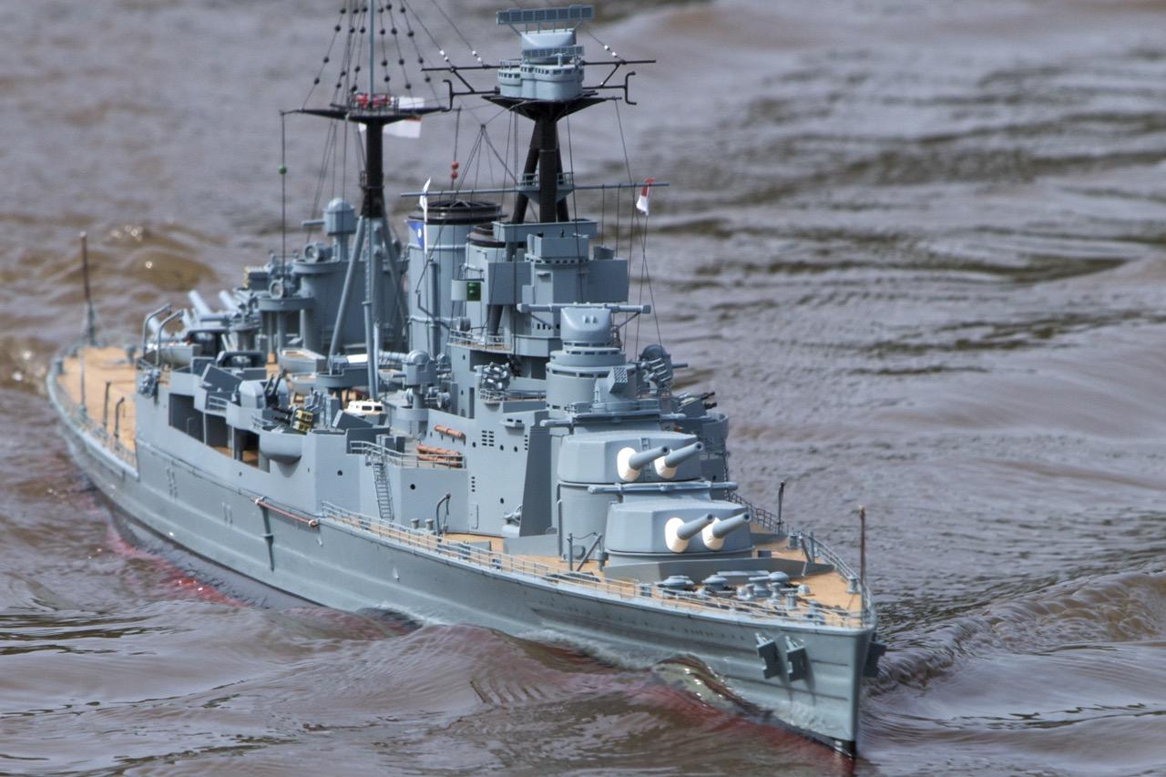 HMS Hood - David McNair-Taylor