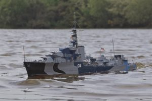 HMS Javelin - David McNair-Taylor