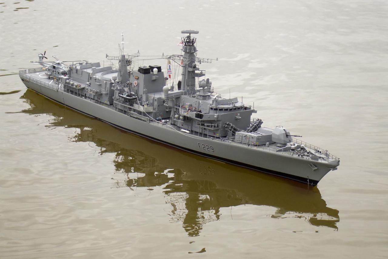 HMS Lancaster - D McN-Taylor