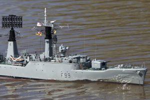 HMS Lincoln - David McNair-Taylor