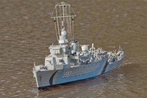 HMS Stormcloud - John Edwards.