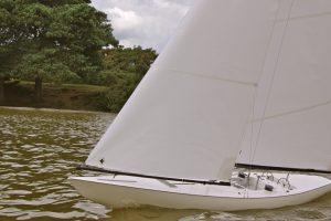 Kittiwake, 12m yacht