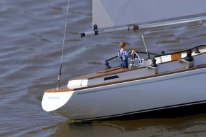 Moonshine, classic racing yacht