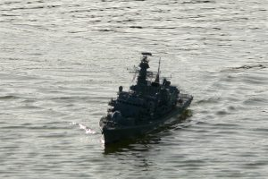 HMS Norfolk - David Reith