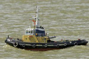 Odin, harbour tug
