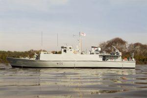HMS Penzance - David Reith
